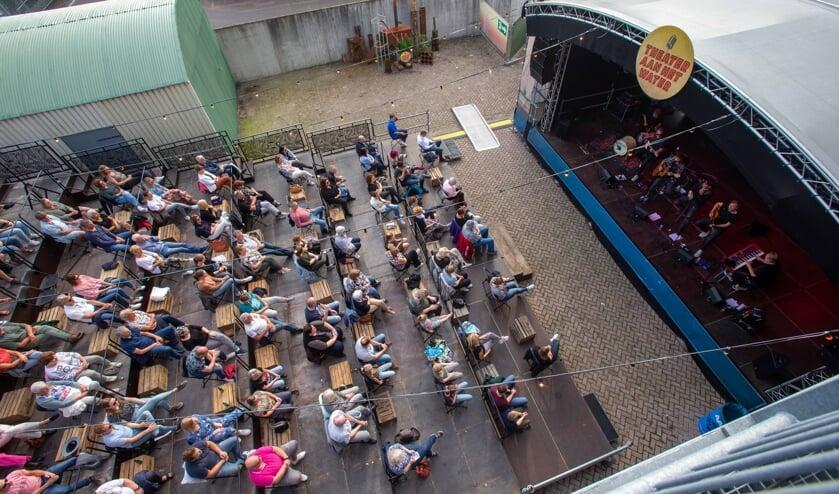 <p>Eerste weekend van Theater aan het Water zit erop. </p>