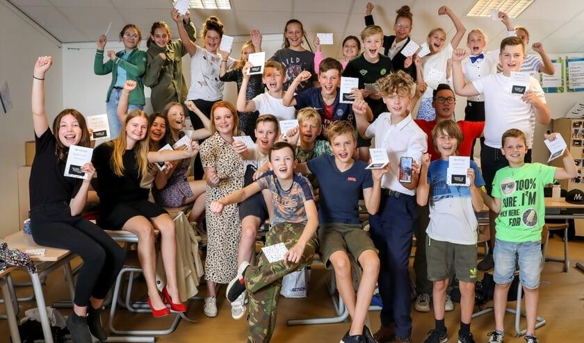 <p>Groep 8 van basisschool Maria in Erp heeft een landelijke Minecraft Education Edition-wedstrijd gewonnen.</p>