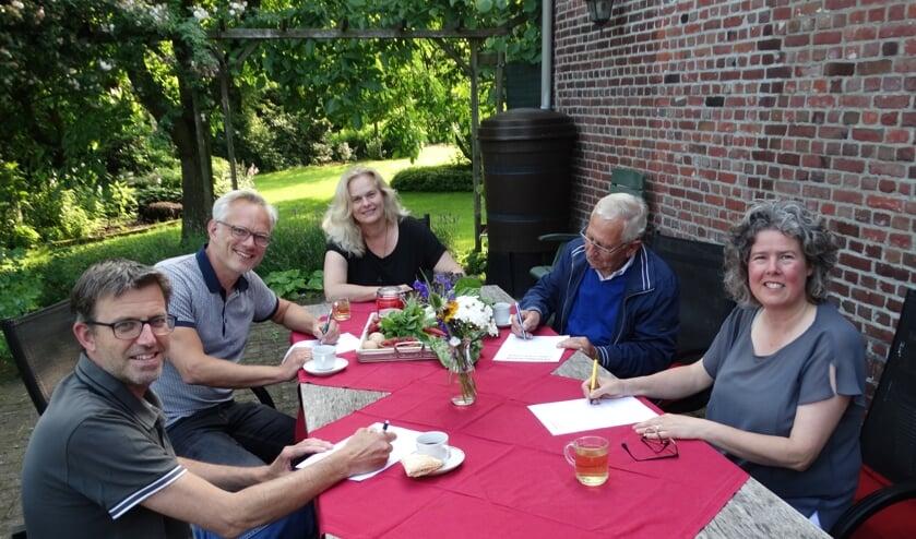 <p>Herenboeren Land van Cuijk ondertekenen intentieverklaring</p>