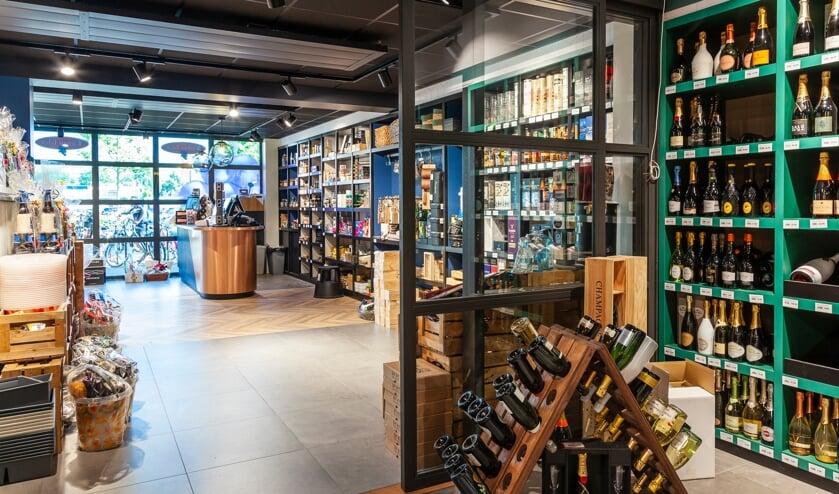 <p>&nbsp;De eerste fase met de nieuwe look voor Wijnhuis Uden.</p>
