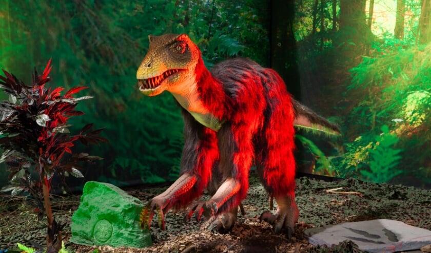 <p>World of Dinos van 17 juli tot en met 28 augustus in de Brabanthallen in Den Bosch.</p>
