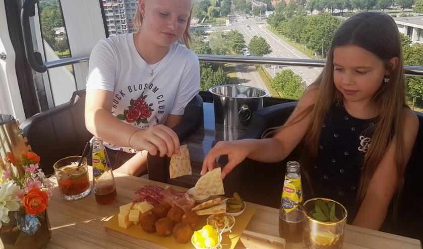 <p>Het Smakenrad op de Pettelaarse Schans in Den Bosch is niet alleen een hele leuke belevenis, maar zeker ook een lekkere!</p>