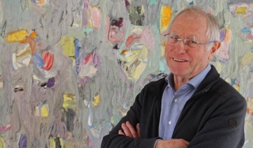 Het idee voor de verkoopexpositie 'Het Genereuze Gebaar' in Museum Slager komt uit de koker van  kunstliefhebber en -kenner Jan Nelissen.