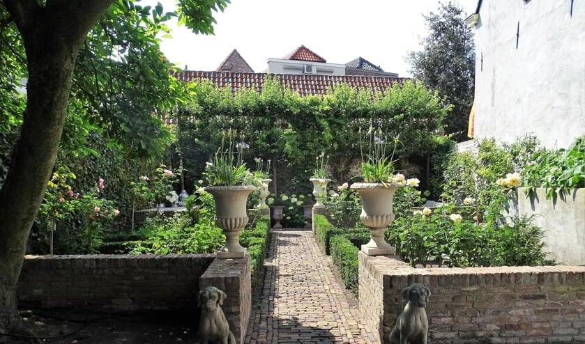 Op zondag 18 juli zetten 15 grote en middelgrote tuinen in Den Bosch de (tuin)deuren open voor publiek.