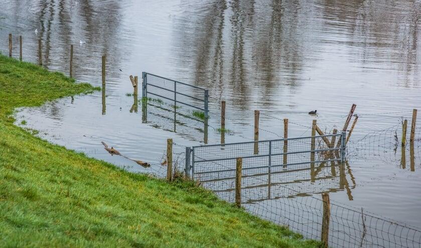Tot nu toe heeft de regen van de afgelopen dagen niet tot grote problemen geleid. De verwachting is dat dat ook de komende dagen niet gebeurt.