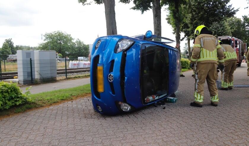Hoe het ongeval heeft kunnen gebeuren is niet bekend.