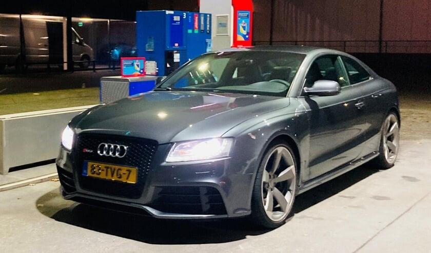 <p>Heeft u deze Audi nog gezien?</p>