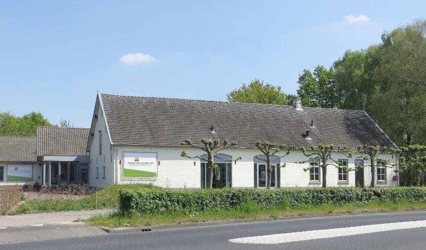 Het PieterBrueghelHuis.