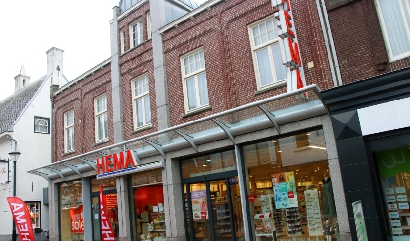 <p>De HEMA in Boxmeer gaat enkele weekjes haar deuren sluiten.</p>