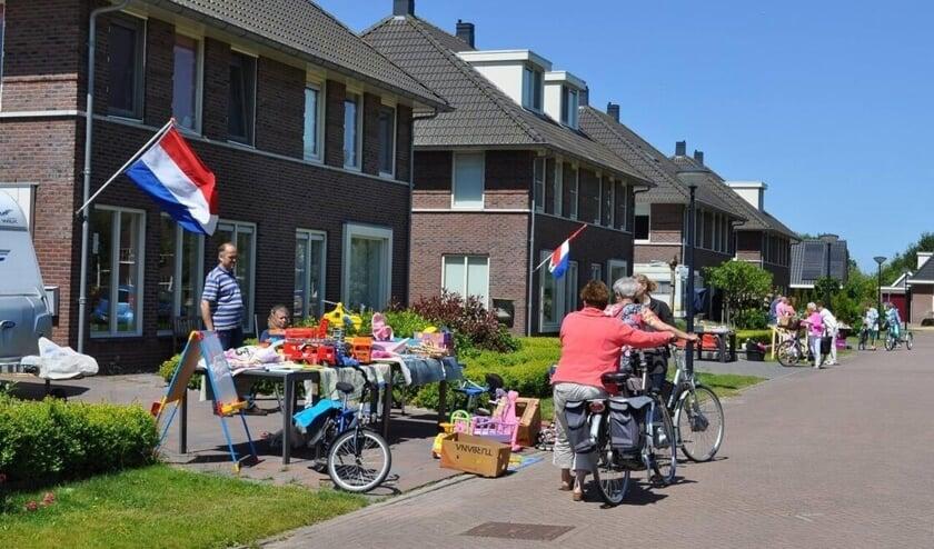 Op zondag 29 augustus is de Garage Sale in Milsbeek.