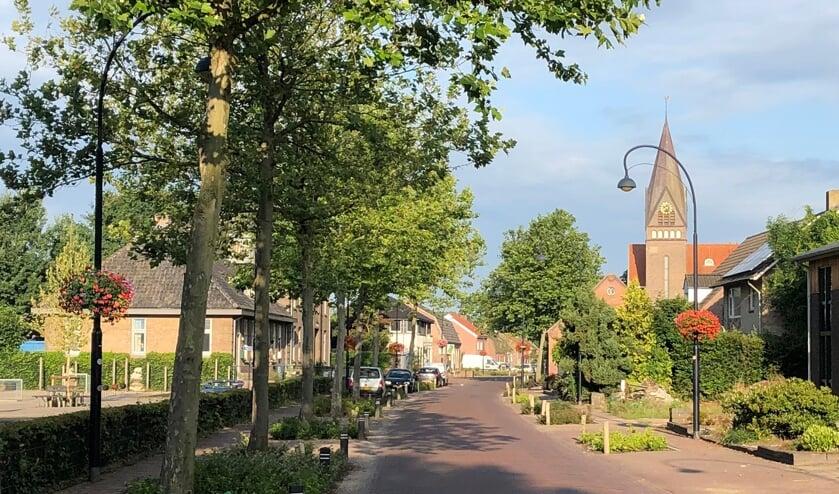 Keldonk, een fleurig dorp.