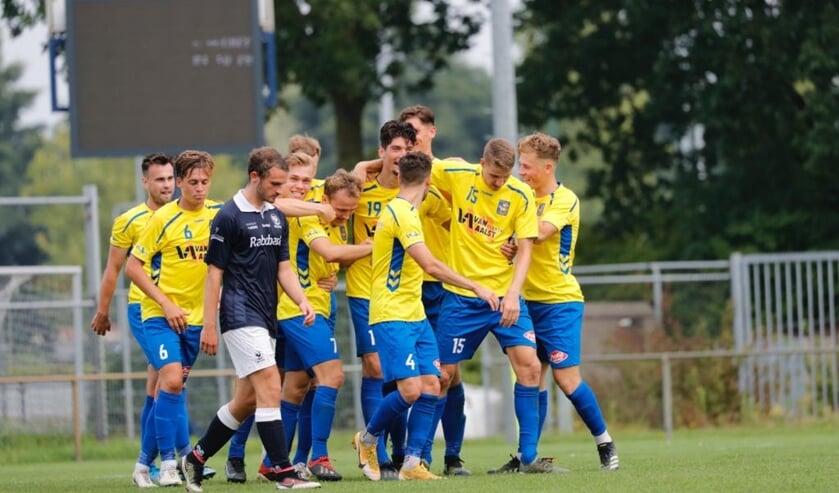 O.S.S.'20 won van Quick. (Foto: Jeroen Engelen)