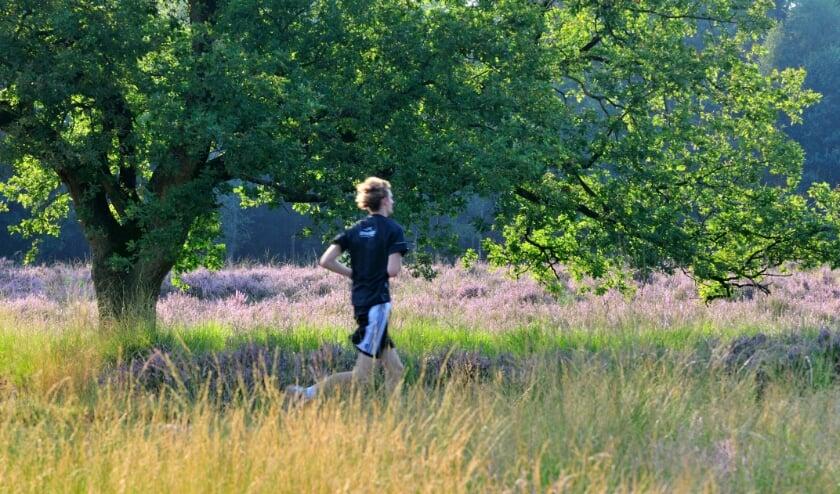 <p>Trailrunning. Natuurmonumenten laat belangstellenden kennismaken.&nbsp;</p>