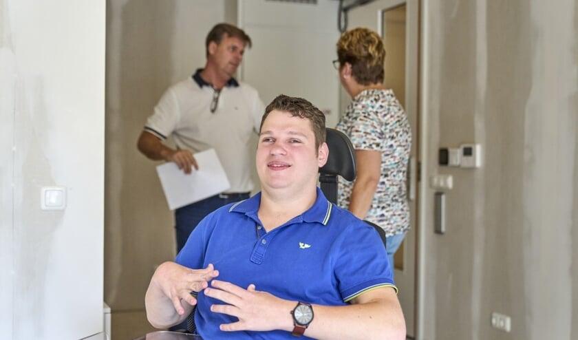 <p>Op dinsdag 7 september ontvingen de jongeren van woonvoorziening WonenZoals aan de Mozartsingel de sleutel van hun woning. Daarmee kunnen de jonge bewoners beginnen aan een nieuwe fase in hun leven. </p>