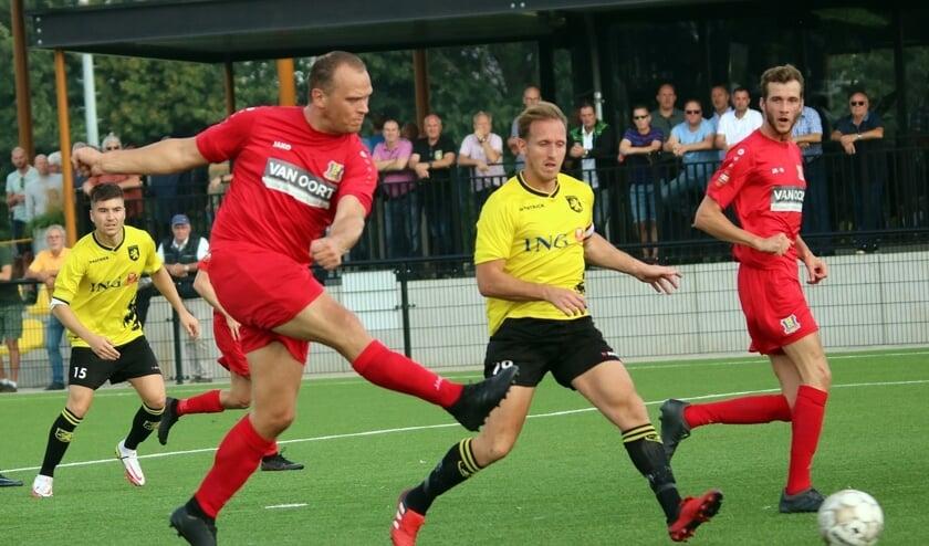 Leones - Berghem Sport. (Foto: Jo van Herpen)