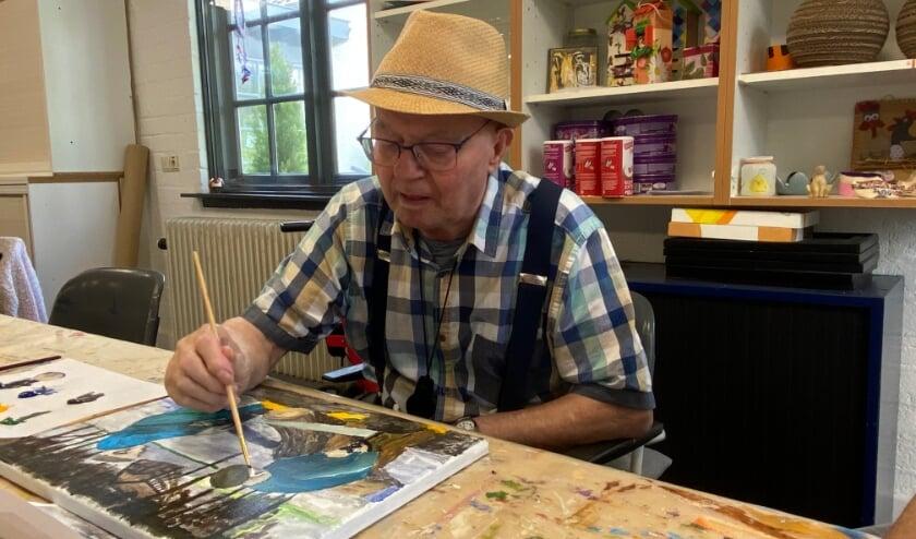 <p>Expositie en workshop Atelier Bijzonder Ontmoeten in het teken van &#39;de vele gezichten van dementie&#39;.</p>