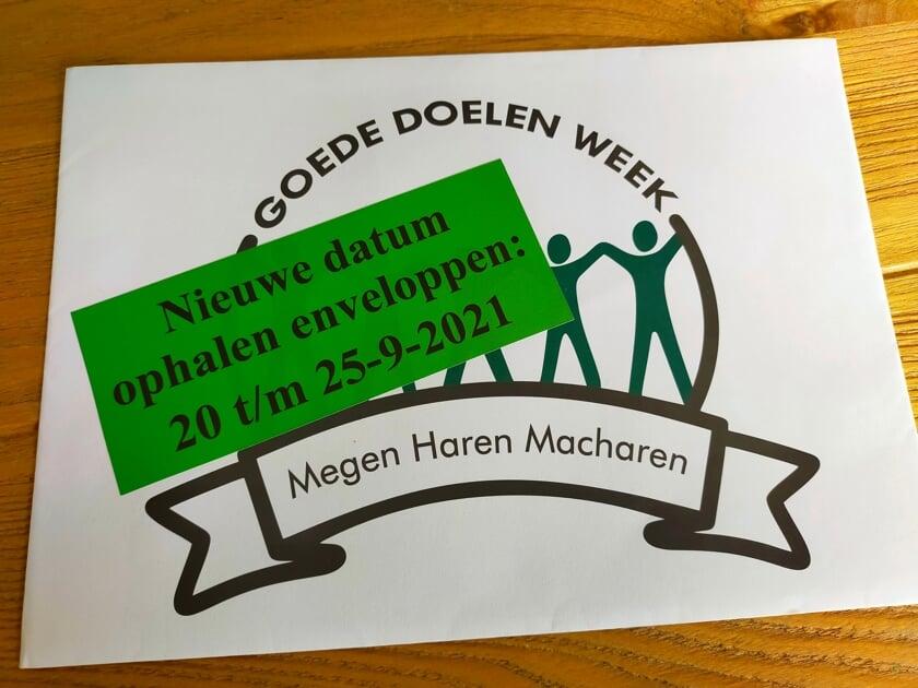 <p>Goede Doelen Week Megen Haren Macharen</p>