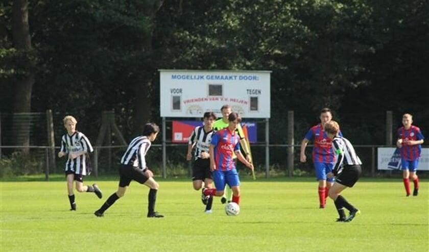 <p>De besturen van VV Heijen en Vitesse&#39;08 denken met het oog op de toekomst na over &nbsp;samenwerking.</p>