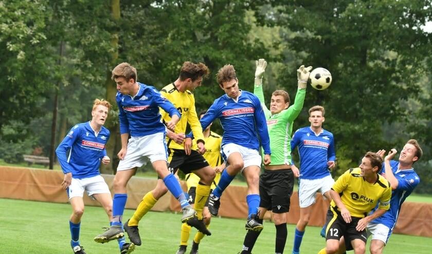Festilent was niet opgewassen tegen Boekel Sport.