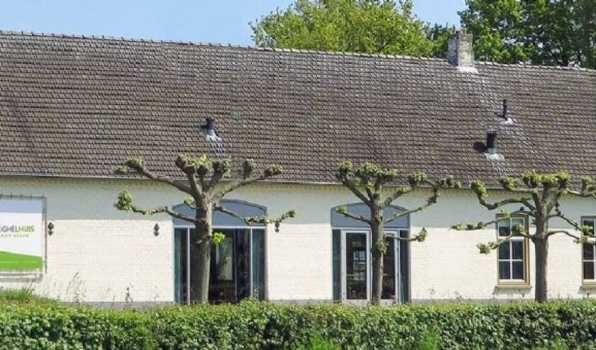<p>Het PieterBrueghelHuis aan Middegaal.</p>