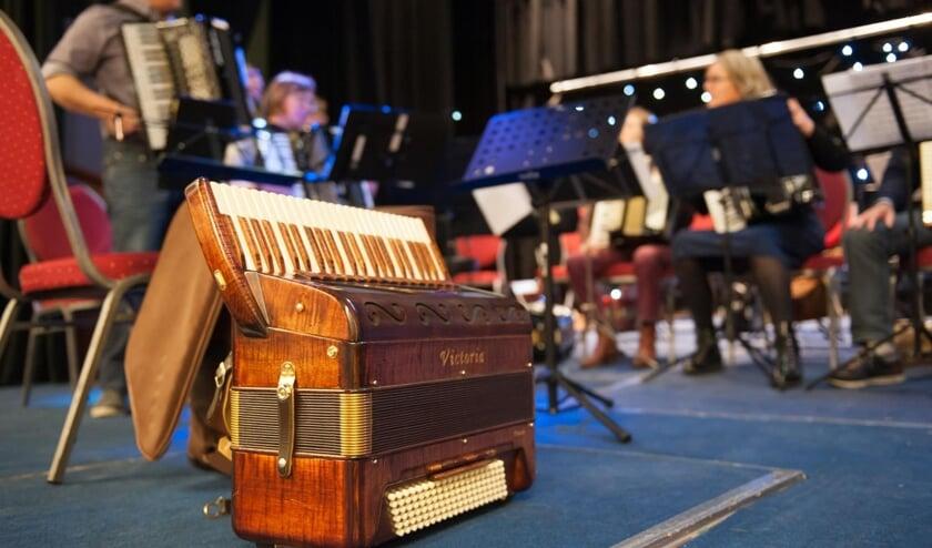 <p>Accordeonorkest Jheronimus uit Den Bosch verzorgt aanstaande zondag een concert in de kiosk van Nuland.</p>