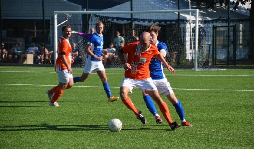 FC de Rakt - VOW. (Foto: Arno Korsten)