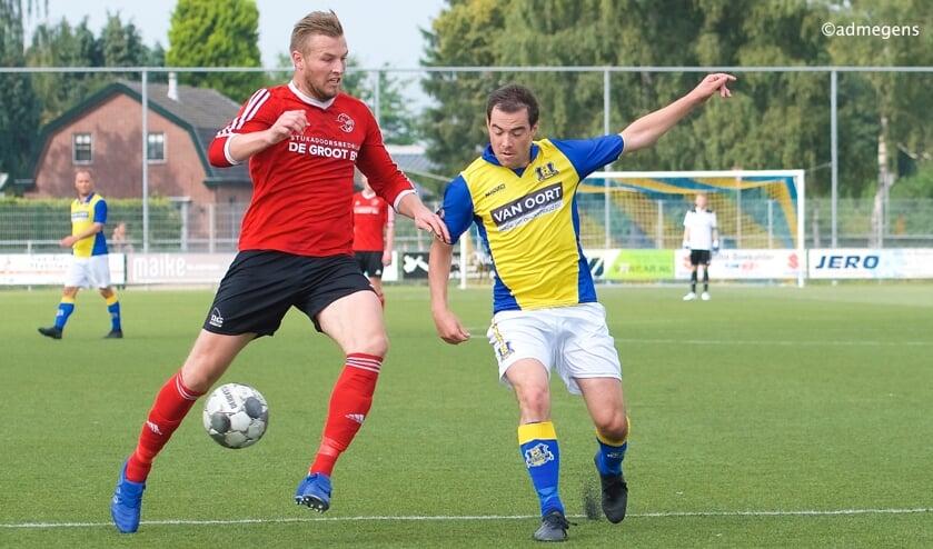 <p>Berghem Sport won afgelopen zondag van Erp. (Foto: Ad Megens)</p>