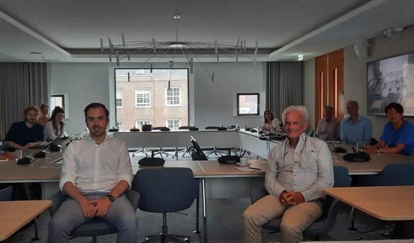 Gisteren vond een gesprek plaats tussen wethouder Mike van der Geld van de gemeente 's-Hertogenbosch en bezorgde Bosschenaren. Deze Bosschenaren zijn bezorgd over het huidige klimaatbeleid van de stad en de voorgang daarin.