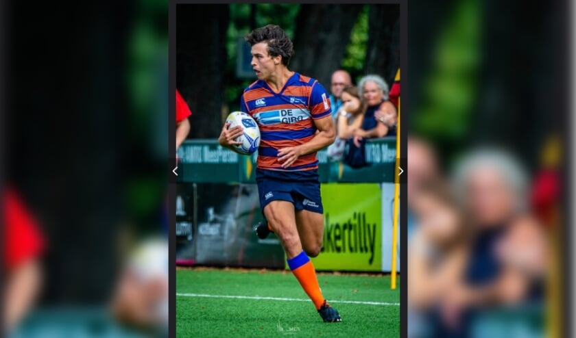 Rugbyer Phil Toonen uit Mill is geselecteerd voor Oranje onder 18 jaar.