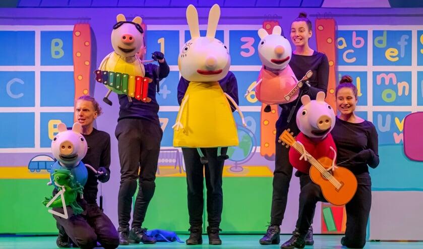 <p>Peppa Pig opent seizoen voor jonge theaterfans in Blauwe Kei.&nbsp;</p>