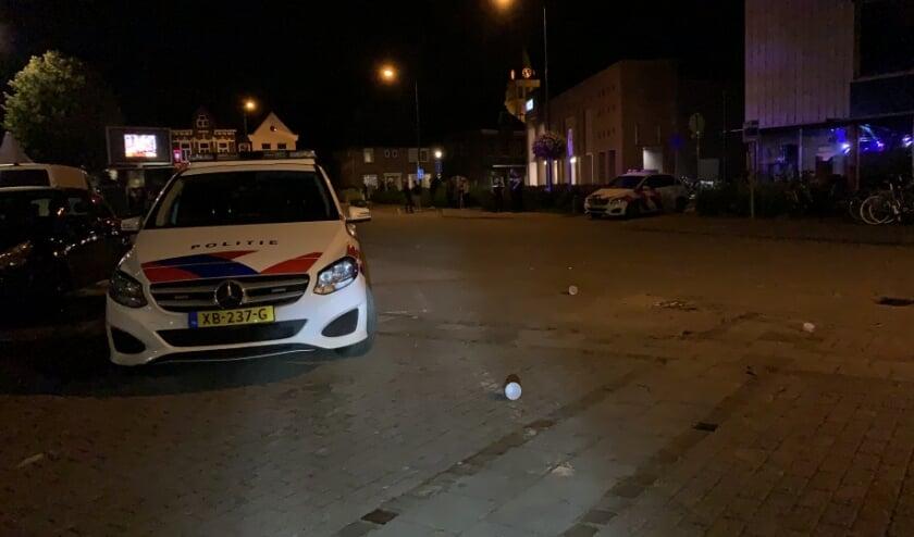 <p>De politie heeft een grote hoeveelheid illegaal vuurwerk in beslag genomen.</p>