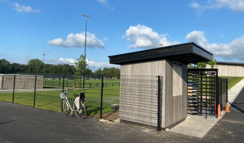 <p>Sportpark Kranenhof van fusieclub EGS'20.</p>