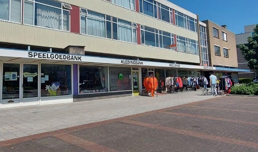 <p>Uiterlijk 15 september moet Kleding- en Speelgoedbank Den Bosch de panden aan de Kooikersweg verlaten.</p>