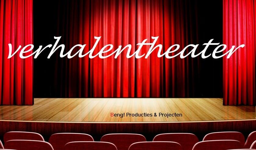 Verhalentheater door lokale vertellers in De Lievekamp