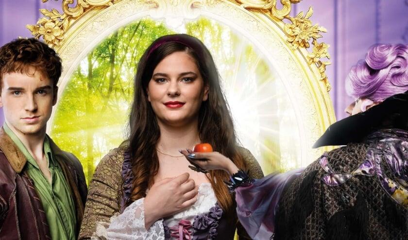 <p>Kom op zaterdag 2 oktober verkleed naar het theater en stap in de wondere wereld van Sneeuwwitje en haar boze stiefmoeder!</p>