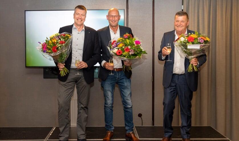 <p>Wiljan Laarakkers (Laarakkers), Ren&eacute; van der Vleuten (Globemilk) en Karel Jennissen (N+P Group) zijn genomineerd voor Opmerkelijk Ondernemer van het Jaar.</p>