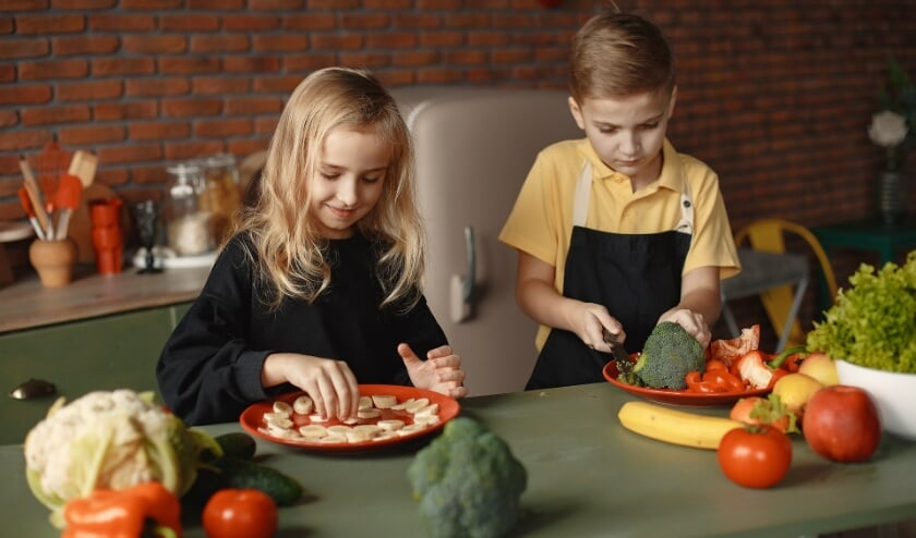 <p>Er wordt onderzoek gedaan naar de gezondheid van kinderen.</p>