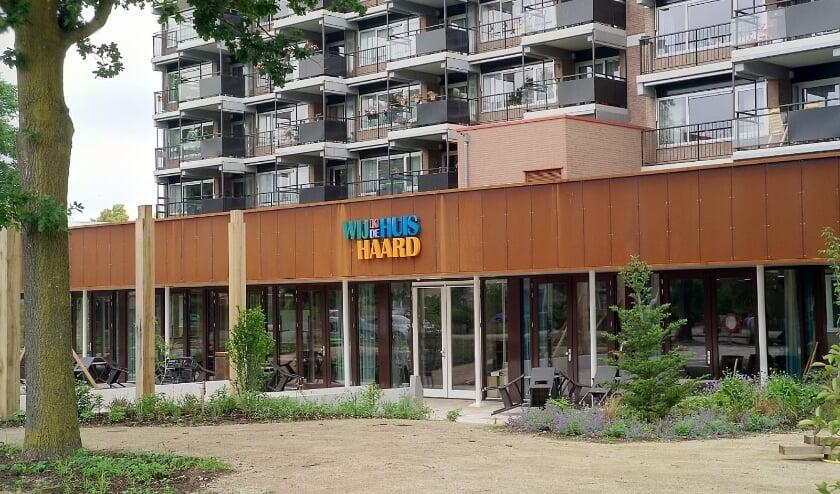 Wij(k)huis De Haard. (Foto: Rucrea)