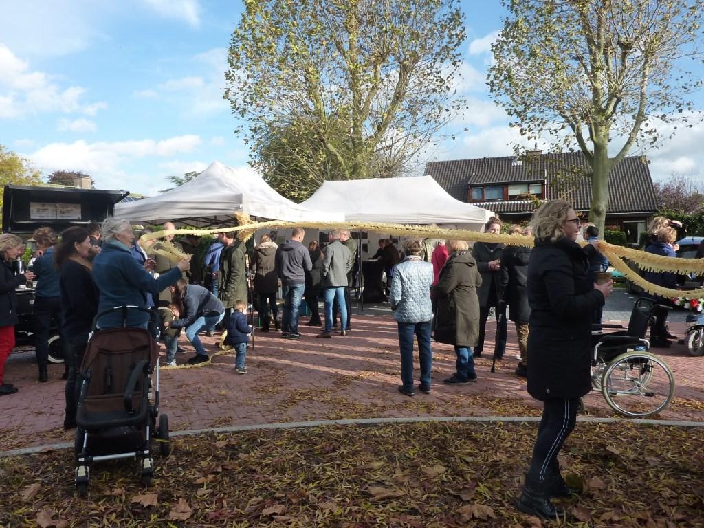 Opleveringsfeest Orhislaan, De Wikke, De Eppe en Pijlkruidlaan Foto:  © Graficelly B.V.