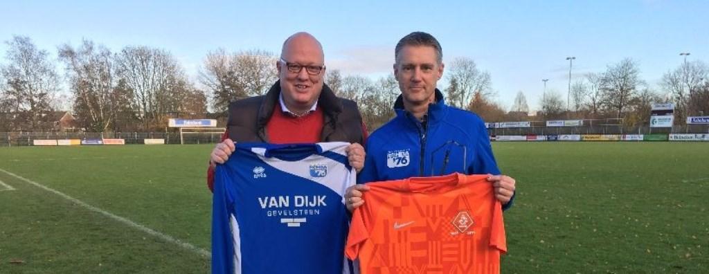 Jan-Christiaan Goudbeek (l) en Piet Spannemaker Foto: Ad van den Herik © Graficelly B.V.