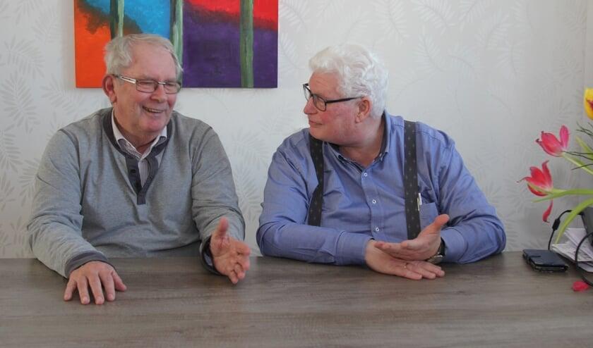 Jo Kloprogge en Leo Dijkmans in gesprek over hun geliefde onderwerp, jazz