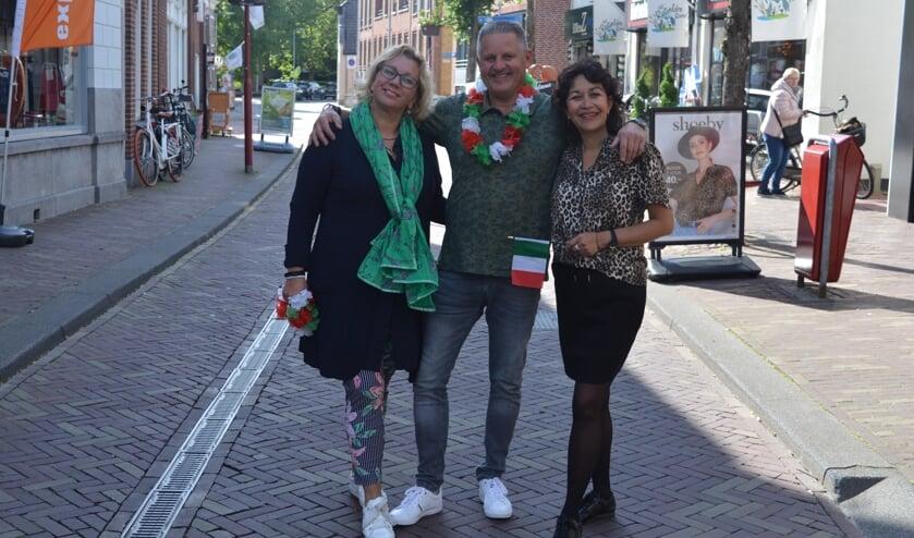 Je in Italië wanen, dat kan op zaterdag 25 mei in de Van Tolstraat