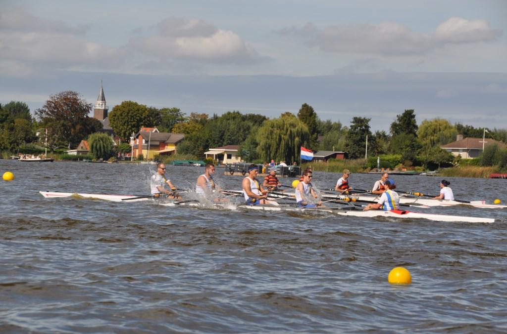 2 teams strijden tegen elkaar Foto: Hans Pieterman © Graficelly B.V.