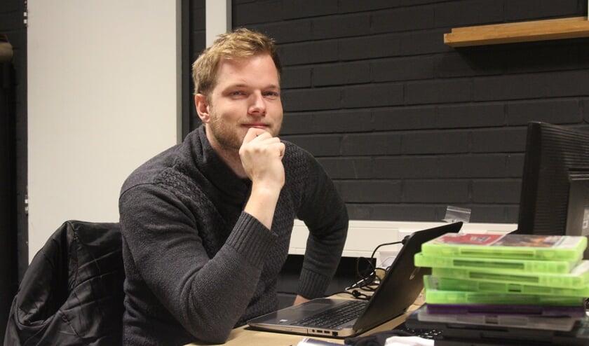<p>Ben jij de jonge mantelzorger waar Dietmar naar op zoek is? Hij zou graag eens met je sparren.</p>