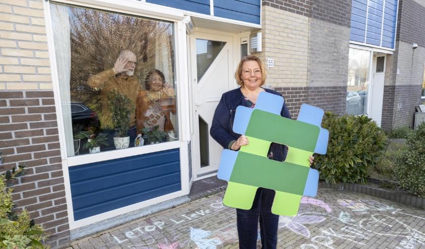 Op stoepkrijtchallenge.nl lees je hoe je buiten veilig kan krijten of hoe je zelf stoepkrijt maakt.