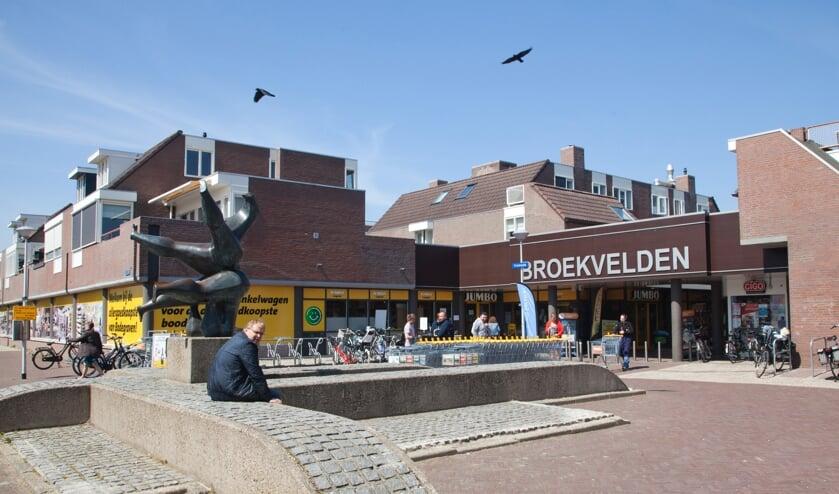 winkelcentrum Broekvelden/Vromade