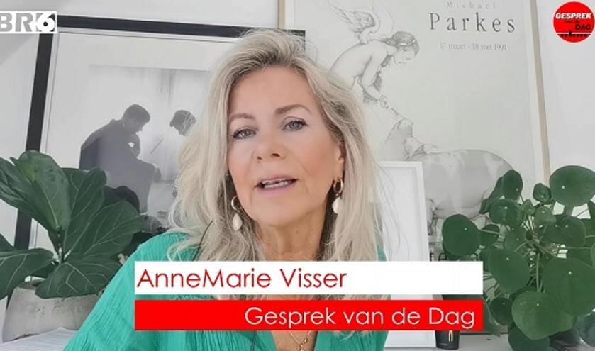 AnneMarie presenteerde afgelopen maanden zes dagen in de week 'Gesprek van de dag'