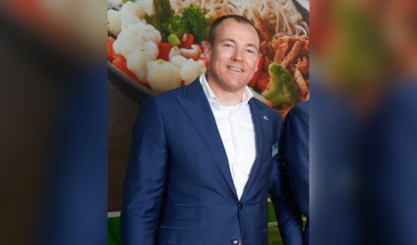 Leon van den Heuvel, Manager commercie van GroenlandKip.