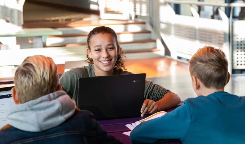Op de online open dagen van het Kalsbeek College kun je sfeer proeven, presentaties volgen en face-to-face in gesprek met leerlingen en docenten van de school.