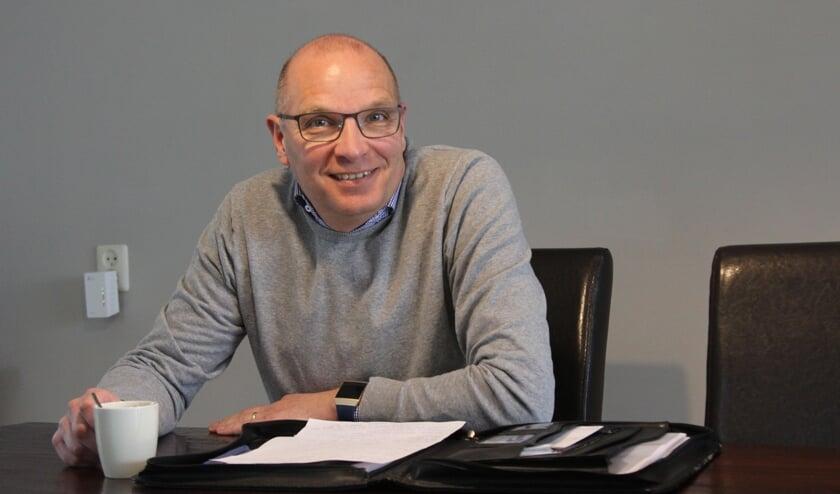 <p>Fred Sluijs heeft bovenal plezier in zijn werk.</p>